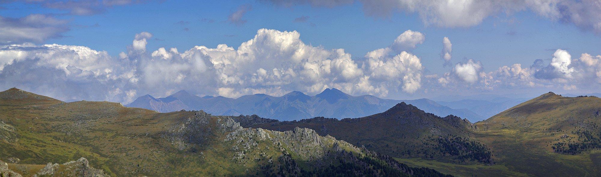горы, облака, Anastasia Aymilios