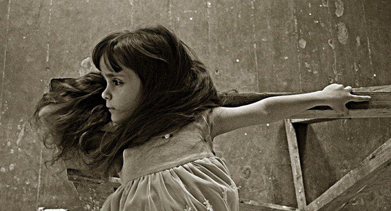 ребенок, девочка, детство., Смолянская Евгения