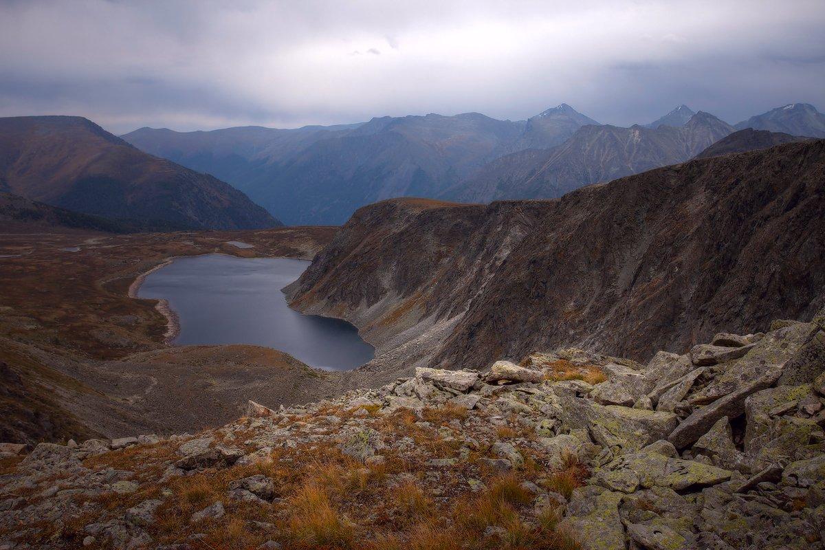 алтай, горный алтай, горы, пейзаж, озеро кыргыз, Елена Арсентьева
