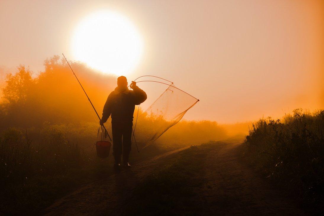 когда стоит идти на рыбалку