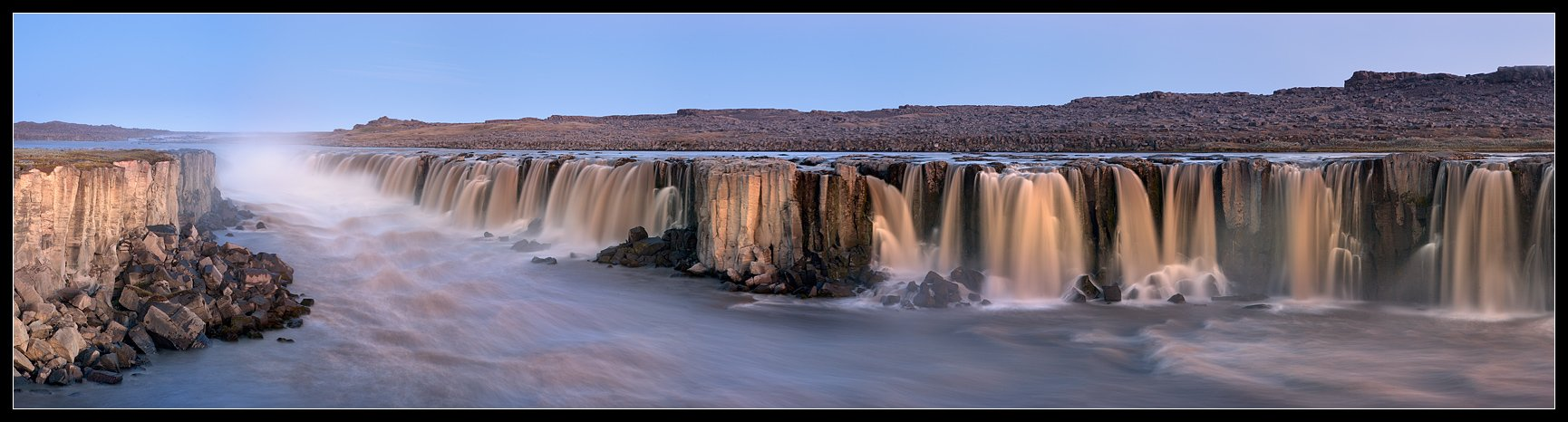 исландия, водопад, Виктория Роготнева