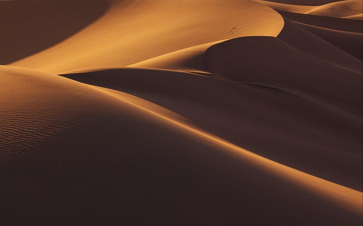 sand, dune, wave, Сергей Кузнецов
