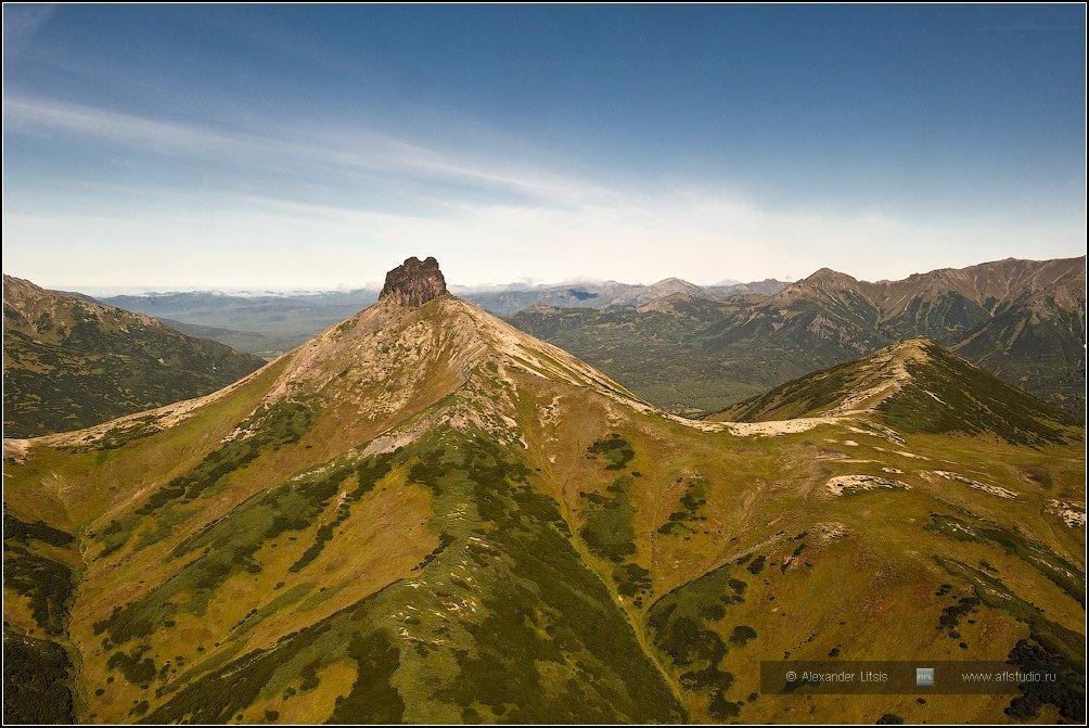 горы,скалы,кекуры,останцы,камчатка, Александр Лицис