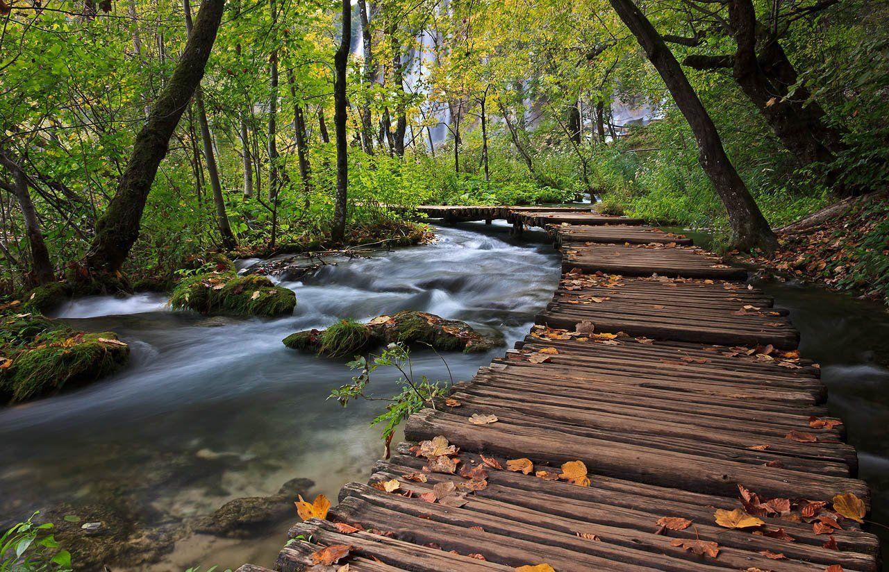 плитвицкие озера, хорватия, Николай Попов