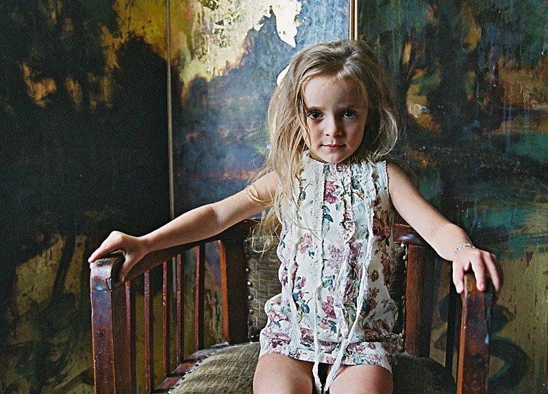 девочка, ребенок, детство., Смолянская Евгения