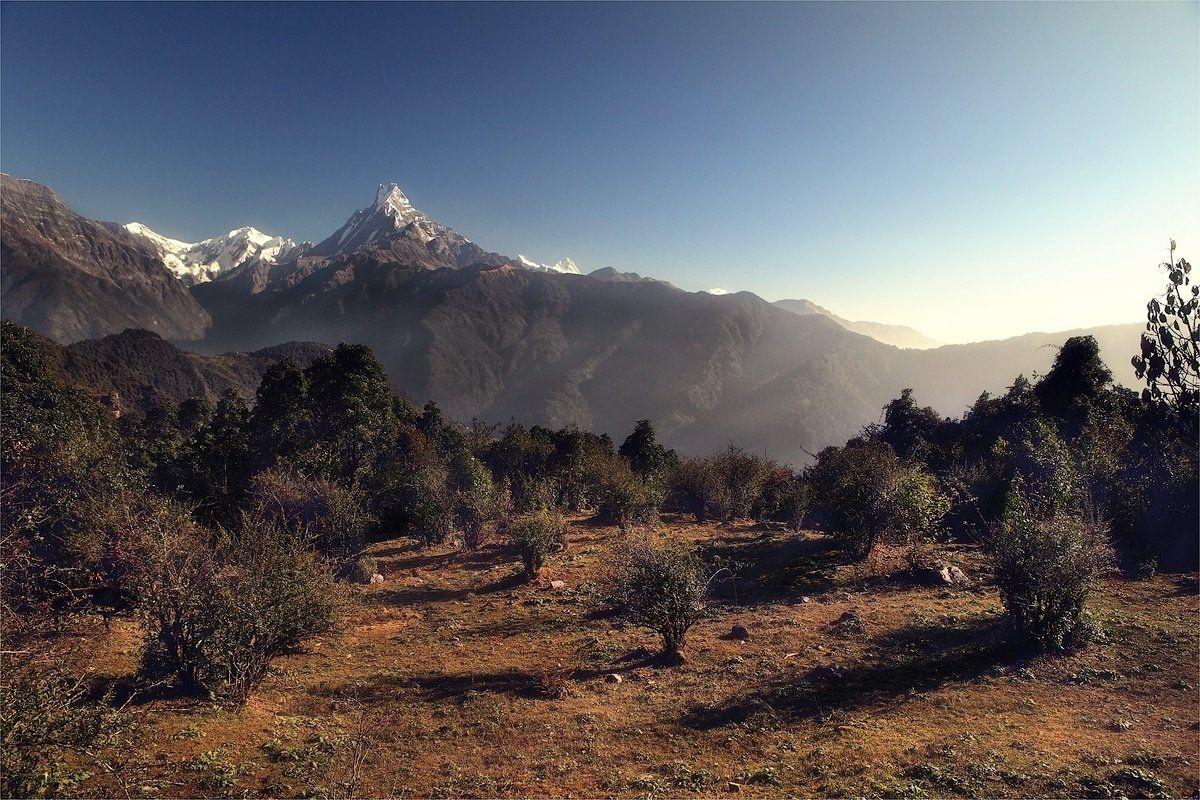 непал, гималаи, горы, Сергей