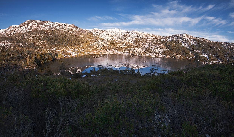 4. Климат Тасмании прохладный, причем различия температуры самого теплого и самого холодного месяцев редко превышают 10 °С