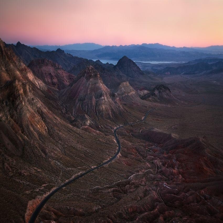 Формирование Гранд Каньона происходило в течение 10 миллионов лет.
