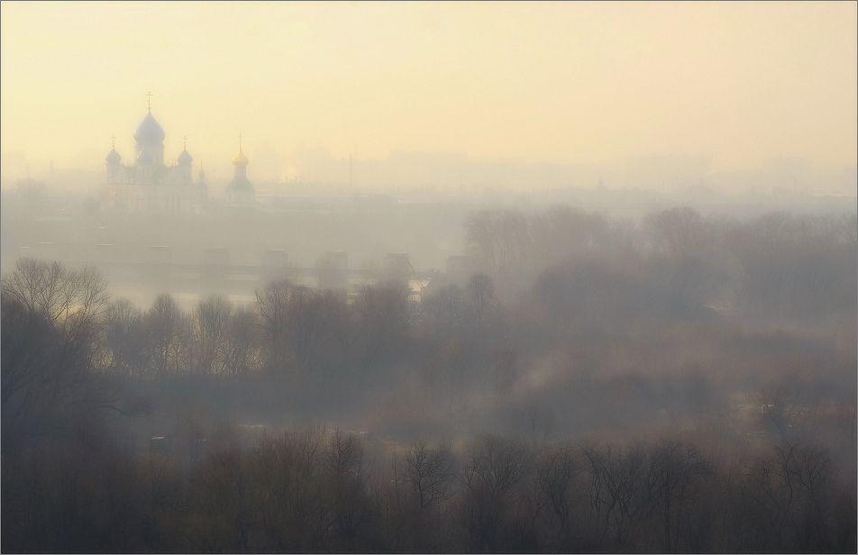 Патина тумана