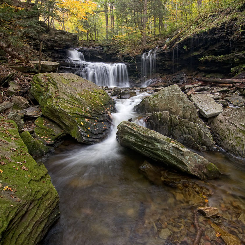 Ricketts Glen State Park 1,  Pennsylvania