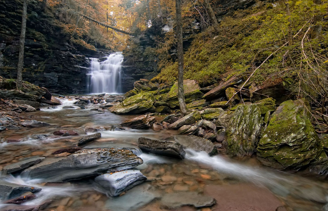 Ricketts Glen State Park 2,  Pennsylvania
