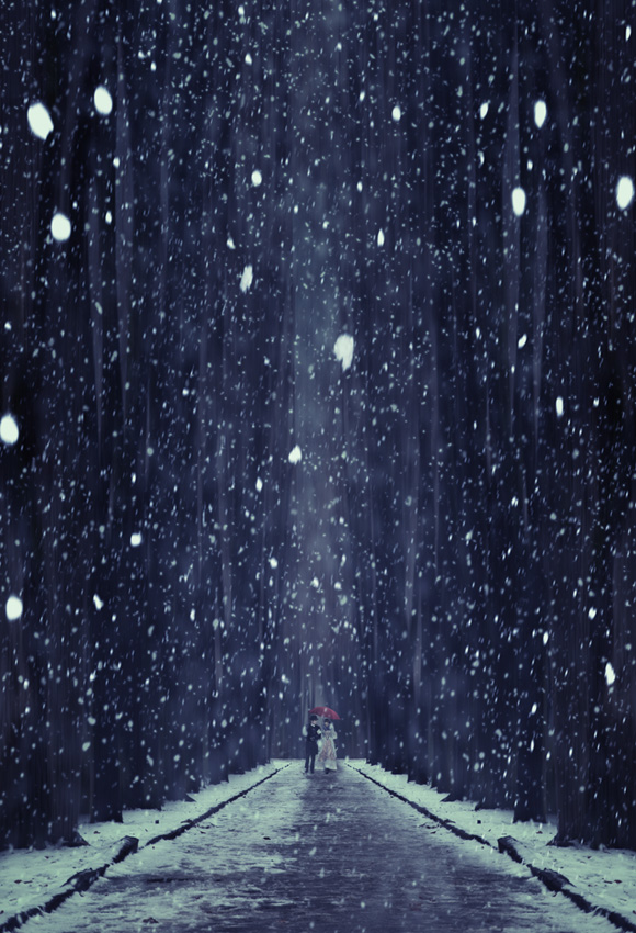 A winter story - 2 - 