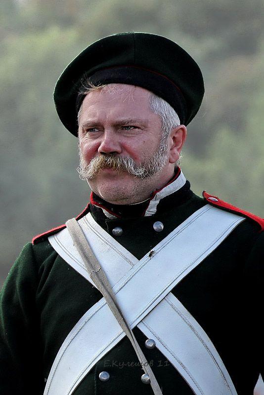 Артиллерист русской армии