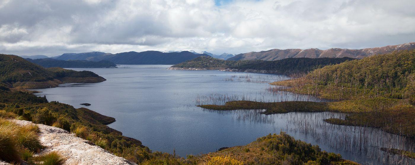 Озеро Gordon