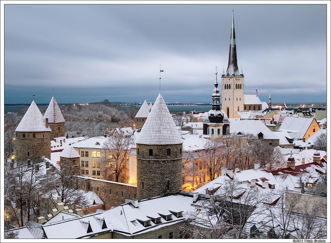 Сказочный Таллин