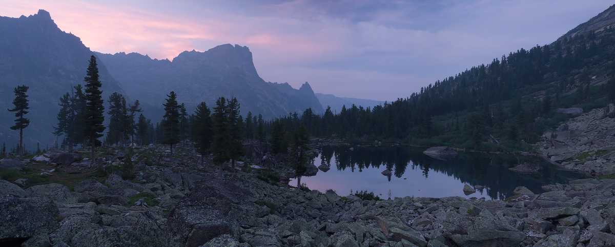 Озеро Художников.