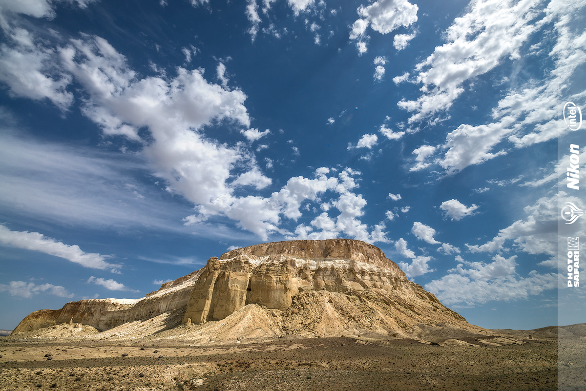Шеркала, «Лев-гора». Западный Казахстан