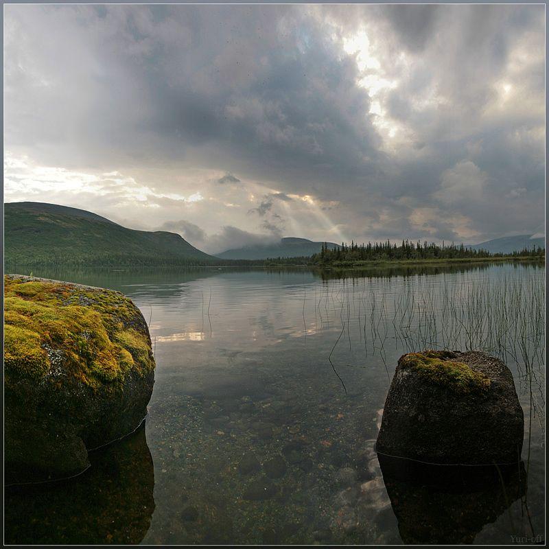 Озеро Малый Сейдявръ.