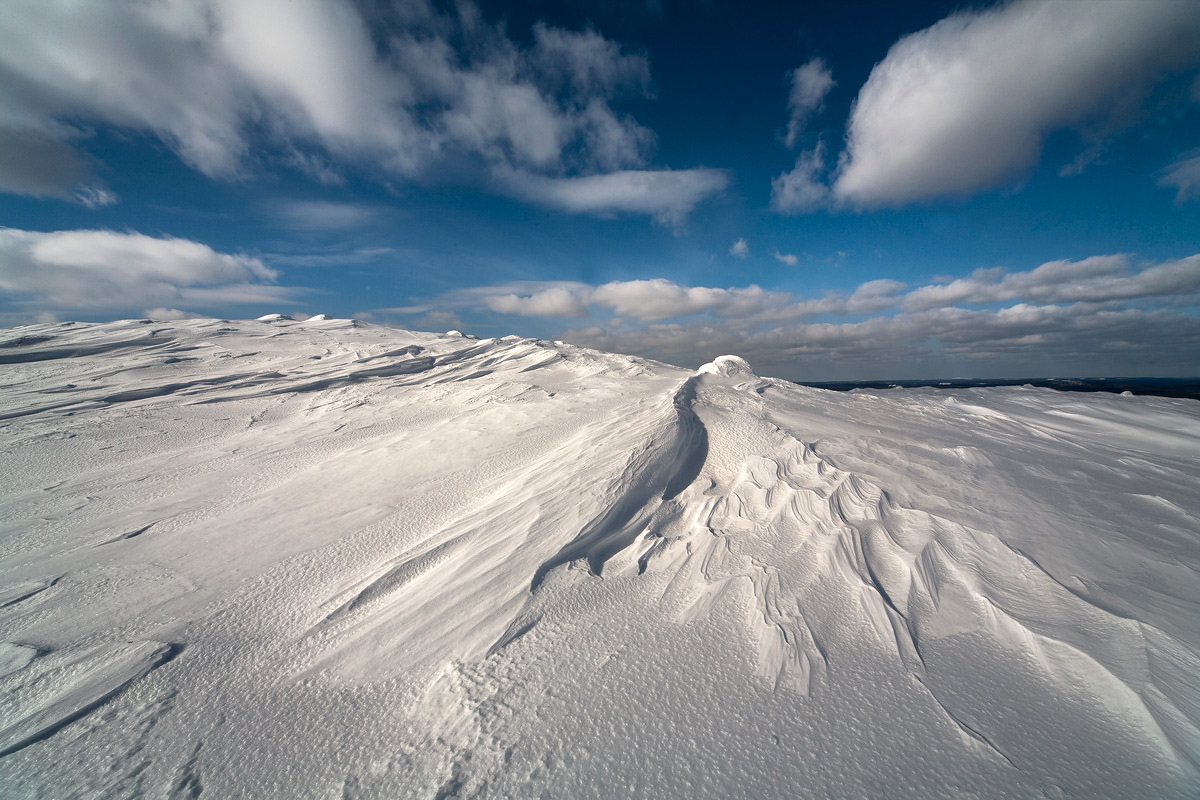 Гора Нуорунен  в Северной Карелии. Самая высокое место во всей республике.