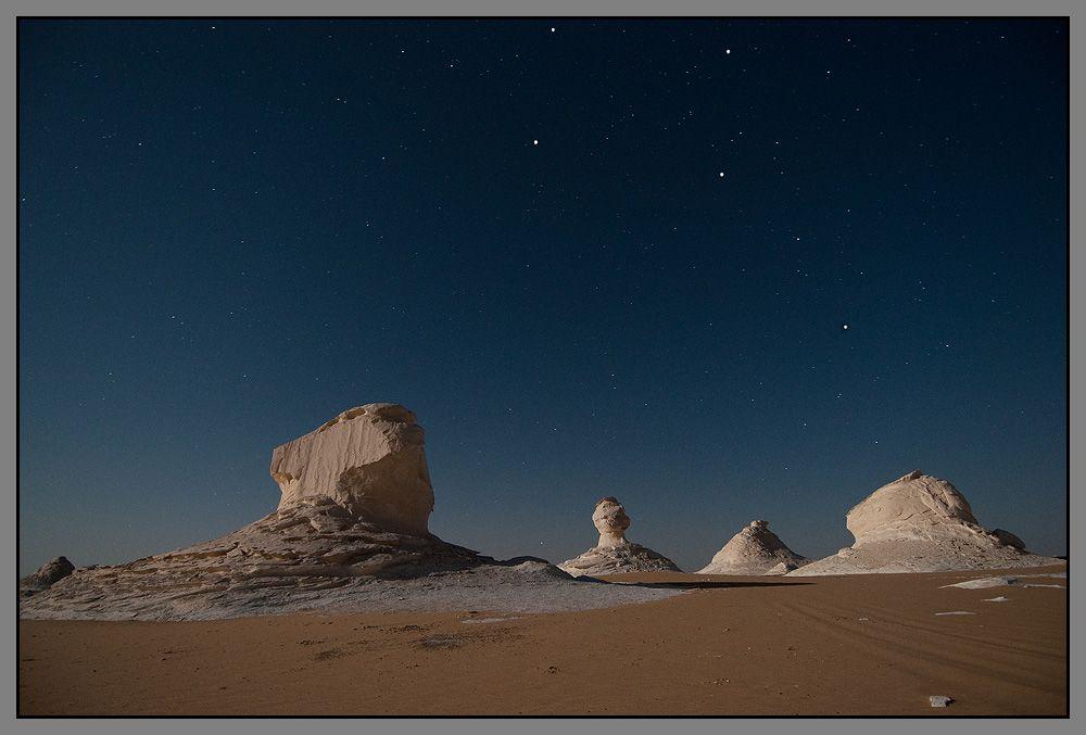 Пустыня спит, и мысль растет...  И тихо всё во всей Пустыне,  Широкий звездный небосвод  Да аромат степной полыни...  (М.Волошин)