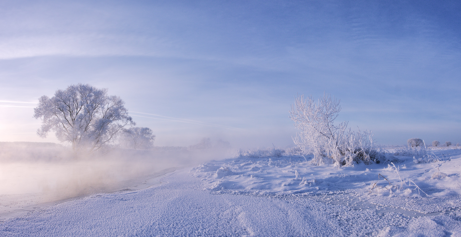 Морозное утро №5 by Stanislav Aristov on 500px.com