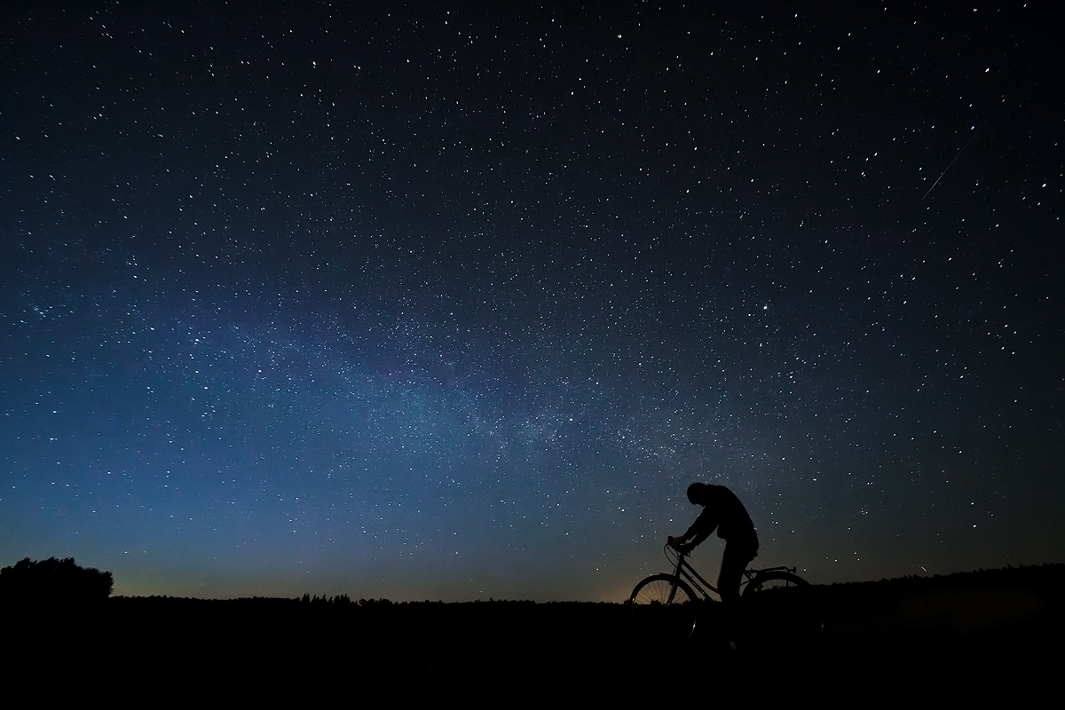 Milky Way Rider