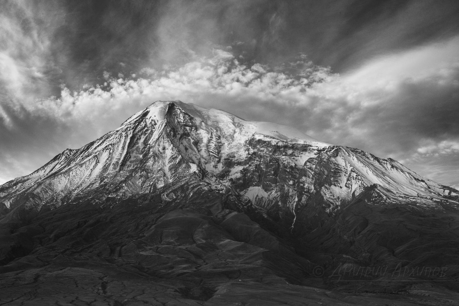 Дмитрий Архипов. Вершины мира