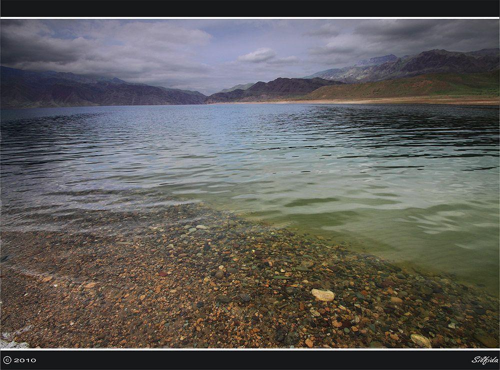 Озеро Бартогай.