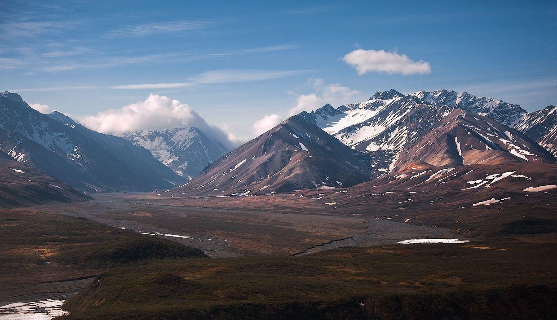 1. Зона тундры охватывает в основном материковые побережья Северного Ледовитого океана и некоторые острова близ Антарктиды. В Северной Америке тундра захватывает Аляску.