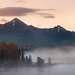 Улаганский перевал, озеро Киделю