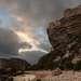 Закат в Бонифачо