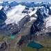 Горная система состоит из двух хребтов, общей протяженностью 450 км, высота до 4562 метров (пик Семенова-Тян-Шанского). Особенность Джунгарского Алатау - это огромное количество очень красивых ледниковых озер. Их насчитывается около 200.