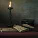Поймай в лорнет свет от свечи...