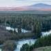 Северный Урал. Река Сосьва. Урочище \
