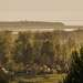 Вид на Ворзогорский мыс(на линии горизонта).Белое море.
