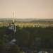 Вид на колокольню Свято-Троицкого Собора в городе Онега.