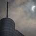 Trump Tower and Solar Eclipse