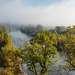 Утро на реке Дордонь