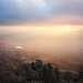 Вид на Лучистое осенью