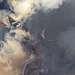 вид с высоты 4200 метров.