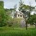 Паленке. Храм Графа получил свое название в честь французского авантюриста Жана-Фредерика де Вальдека,   который объявил себя графом и оставался в храме до 1830 года, делая зарисовки. К сожалению подняться на нее уже нельзя.