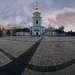 Михайловский монастырь на Михайловской площади.
