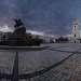 Панорама Софийской площади.