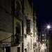 Улочки Валлеты ночью