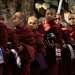 Молодые послушники монастыря Maha Gandayon  Мандалай, Бирма.