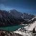 Большое Алматинское озеро.