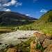Чон-Аксуу - самая крупная река горной системы, впадающая в Иссык-Куль.