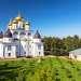 Церковь, кладбище и черный мерседес :-)