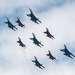 Добавлю несколько фотографий Кубинского бриллианта снятого на юбилейных полетов Русских Витязей и Стрижей.