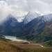 Спускаясь с перевала Сарыбель